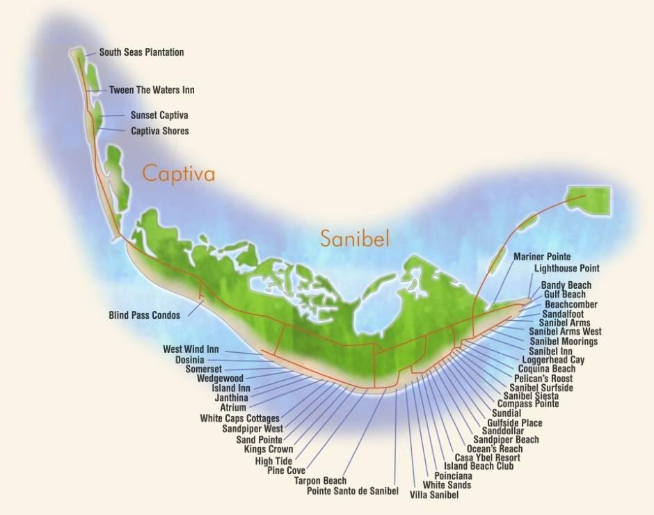Sanibel Island Rentals Condo Complexes Sanibel Island